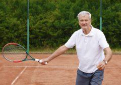 Tennis och hälsa